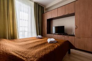 SpbMannia Pulkovo, Apartmanok  Szentpétervár - big - 25