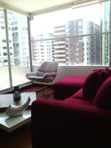 Suite amoblada, Апартаменты  Кито - big - 8