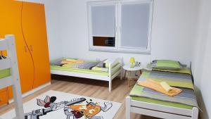 Green Garden Apartment - фото 18