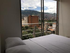 Apartamento Medellín Sun Set, Guest houses  Medellín - big - 9