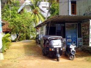Hopson Resort, Apartmanok  Unawatuna - big - 134