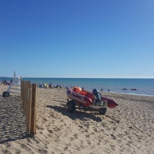 Gîtes de la Mer - Mer et Soleil, Case vacanze  Hauteville-sur-Mer - big - 22