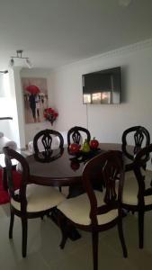 Apartamentos Rodadero Santa Marta, Appartamenti  Puerto de Gaira - big - 1
