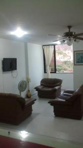 Apartamentos Rodadero Santa Marta, Appartamenti  Puerto de Gaira - big - 11