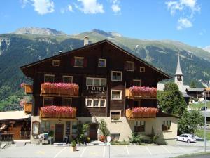 obrázek - Hotel Restaurant Alpenblick