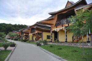 База отдыха Китайская деревня