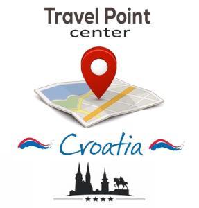 Travelpointcentar Fiume 1, Апартаменты  Риека - big - 10