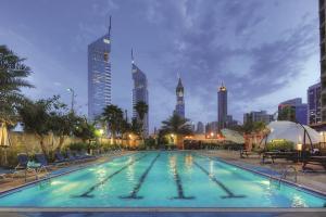 The Apartments, Dubai World Trade Centre Hotel Apartments - Dubai
