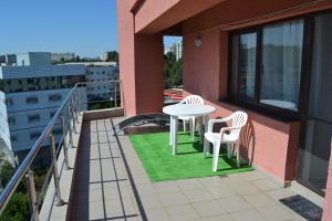 Charming Big Terrace Apartment