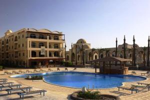 Palm Beach Piazza, Apartmány  Hurghada - big - 1
