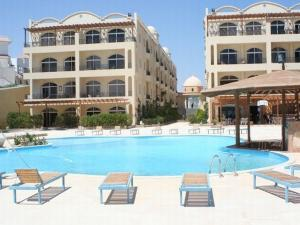 Palm Beach Piazza, Apartmány  Hurghada - big - 7