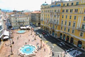 Travelpointcentar Fiume 1, Ferienwohnungen  Rijeka - big - 6
