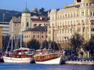 Travelpointcentar Fiume 1, Ferienwohnungen  Rijeka - big - 5