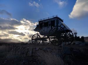 Stagecoach Trails RV Resort, Kempy  Julian - big - 44