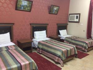 Diyafat Al Sa'ati, Apartmanhotelek  Yanbu - big - 8