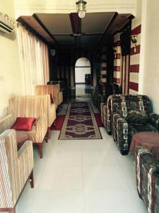 Diyafat Al Sa'ati, Apartmanhotelek  Yanbu - big - 26