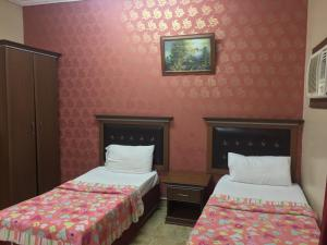 Diyafat Al Sa'ati, Apartmanhotelek  Yanbu - big - 2