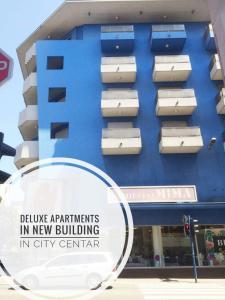 Travelpointcentar Fiume 1, Апартаменты  Риека - big - 9