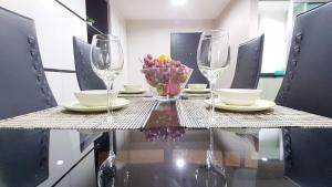 Grand Royal Eclipse Luxury, Apartments  Bang Kapi - big - 15