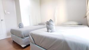 Grand Royal Eclipse Luxury, Apartments  Bang Kapi - big - 35