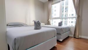 Grand Royal Eclipse Luxury, Apartments  Bang Kapi - big - 38