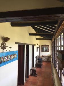 San Alejo, Nyaralók  Villa de Leyva - big - 4