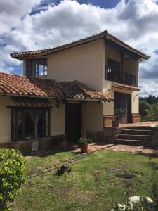 San Alejo, Дома для отпуска  Villa de Leyva - big - 3