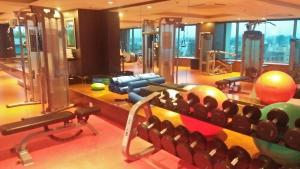 Radisson Blu Pune Hinjawadi, Hotels  Pune - big - 35