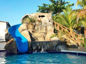Cabañas Aqua Blue, Aparthotely  Coveñas - big - 14