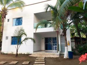 Cabañas Aqua Blue, Aparthotely  Coveñas - big - 16