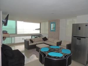 La Costa Deluxe Apartamentos - Santa Marta, Апартаменты  Puerto de Gaira - big - 31