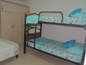 La Costa Deluxe Apartamentos - Santa Marta, Апартаменты  Puerto de Gaira - big - 36