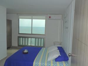 La Costa Deluxe Apartamentos - Santa Marta, Апартаменты  Puerto de Gaira - big - 38