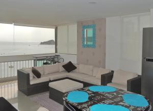 La Costa Deluxe Apartamentos - Santa Marta, Апартаменты  Puerto de Gaira - big - 39