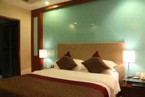 Jinling Jingyuan Plaza, Hotels  Nanjing - big - 14