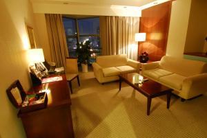 Jinling Jingyuan Plaza, Hotels  Nanjing - big - 16