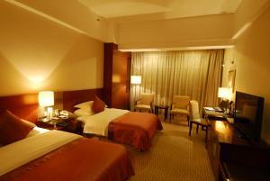 Jinling Jingyuan Plaza, Hotels  Nanjing - big - 17