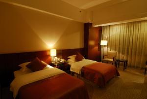Jinling Jingyuan Plaza, Hotels  Nanjing - big - 18
