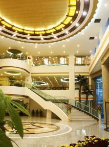 Jinling Jingyuan Plaza, Hotels  Nanjing - big - 25