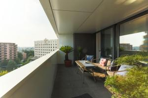 Zen Experience by Valar Properties, Апартаменты  Бухарест - big - 7