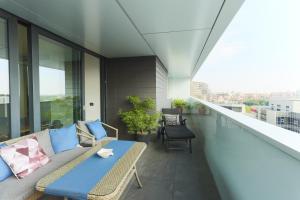 Zen Experience by Valar Properties, Апартаменты  Бухарест - big - 25