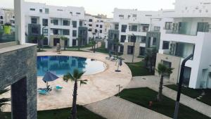 Appartement Hivernage B4, Apartmány  Agadir - big - 23