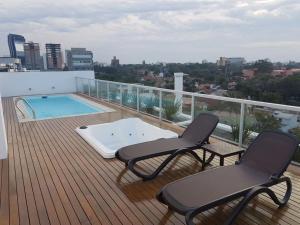 Shopping del Sol Apartment, Apartmanok  Asuncion - big - 1