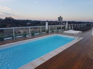 Shopping del Sol Apartment, Apartmanok  Asuncion - big - 6