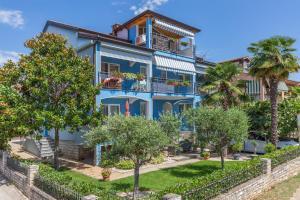 Villa Tina, Appartamenti  Porec - big - 27