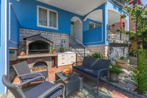 Villa Tina, Appartamenti  Porec - big - 40