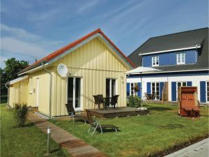 Holiday home Altefähr/Rügen 86 with Sauna