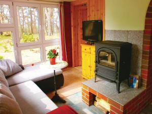 Two-Bedroom Holiday home Biendorf with a Fireplace 04