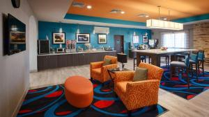 Best Western Plus Lonestar Inn & Suites, Hotely  Colorado City - big - 19