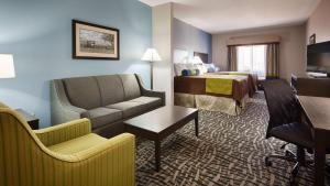 Best Western Plus Lonestar Inn & Suites, Hotely  Colorado City - big - 28